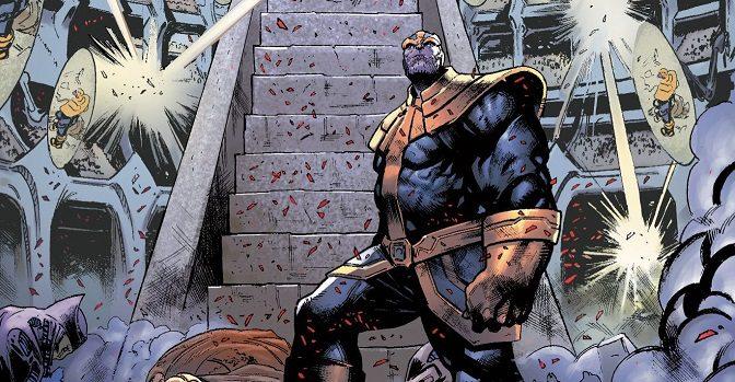 Thanos #13 Review