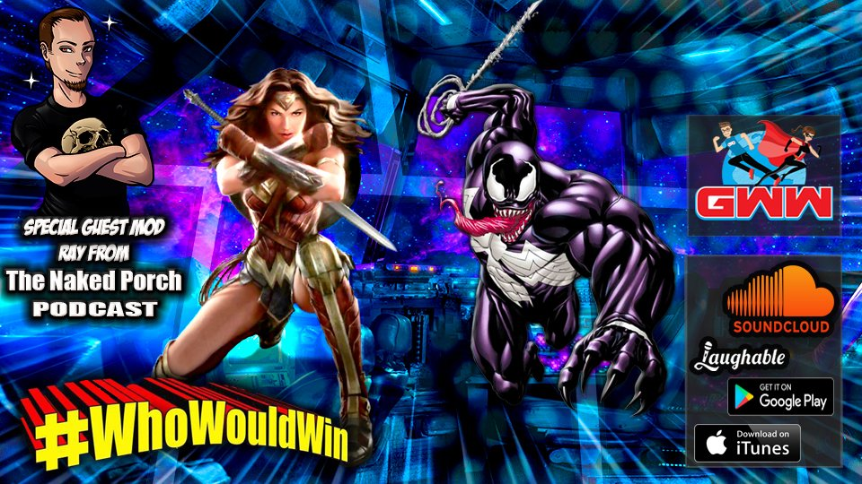 #WhoWouldWin: Wonder Woman vs. Venom