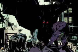Batman: Creature of the Night #1 Review