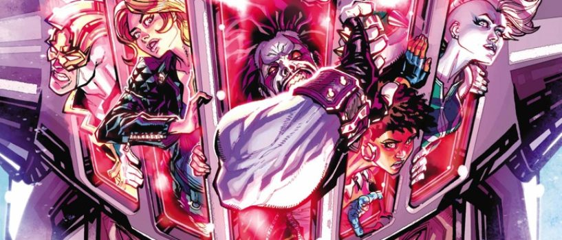 Justice League of America #18 Review