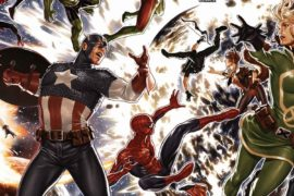 Marvel Releases Trailer for Upcoming Avengers: No Surrender