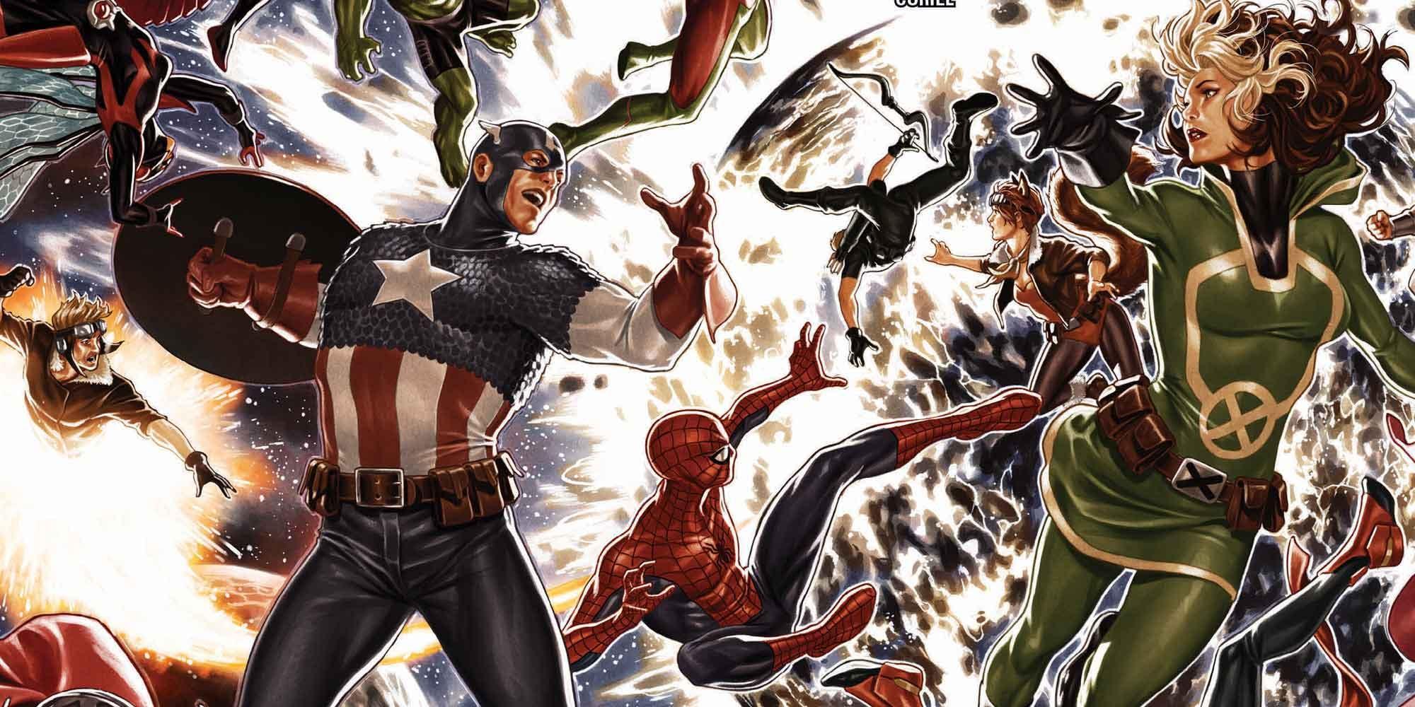 Marvel Releases Trailer for Upcoming Avengers: No Surrender