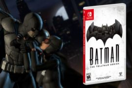 'Batman – The Telltale Series' Coming to Nintendo Switch Both Digitally and at Retail on November 14