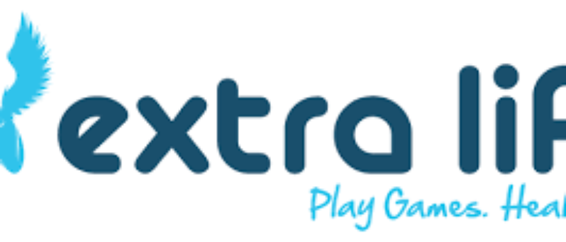 Extra Life all day streaming event Part 1