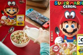Super Mario Odyssey Joins The Cereal Game (and 5 Other Video Games That Already Have)