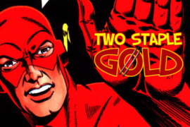 Two Staple Gold: The Flash #163
