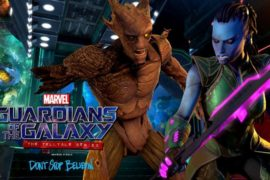 Episode Five of Marvel's Guardians of the Galaxy: The Telltale Series Now Available For Download