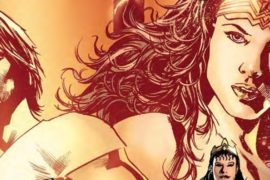 Wonder Woman #35 Review