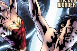 Wonder Woman #34 Review