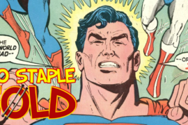Two Staple Gold: Superman #349