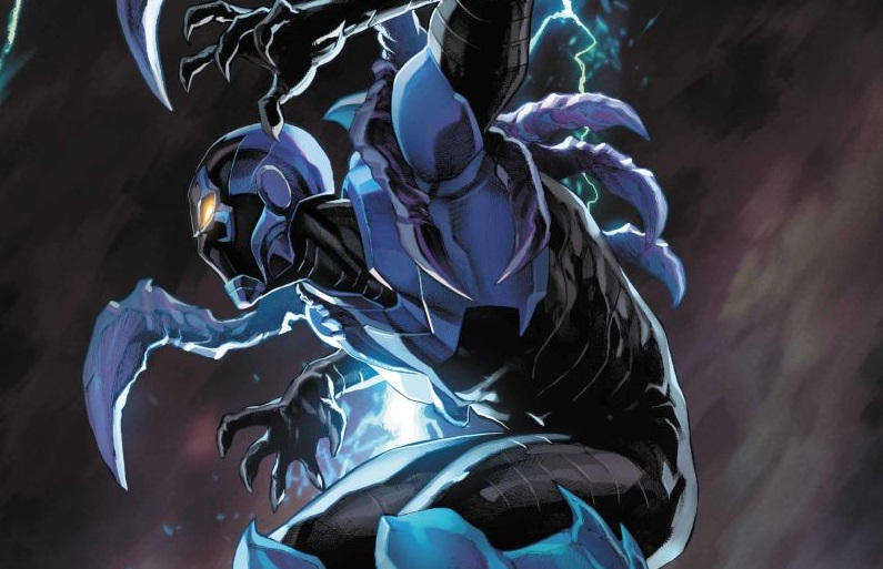 Blue Beetle #15 Review