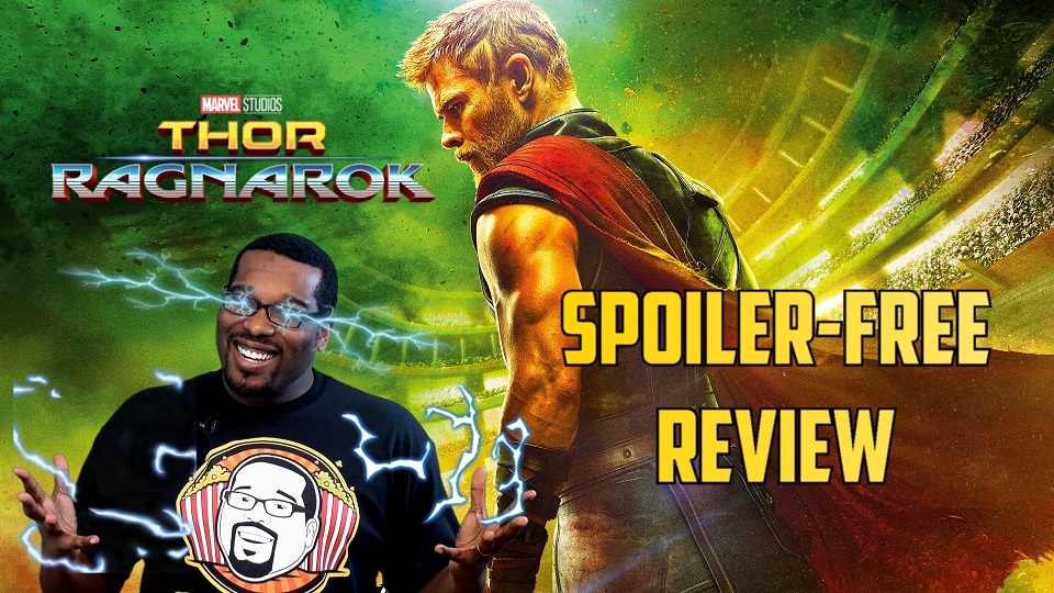 Thor: Ragnarok VIDEO REVIEW
