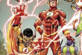The Flash #36 Review