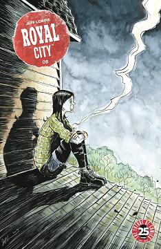 Royal City #8 Review
