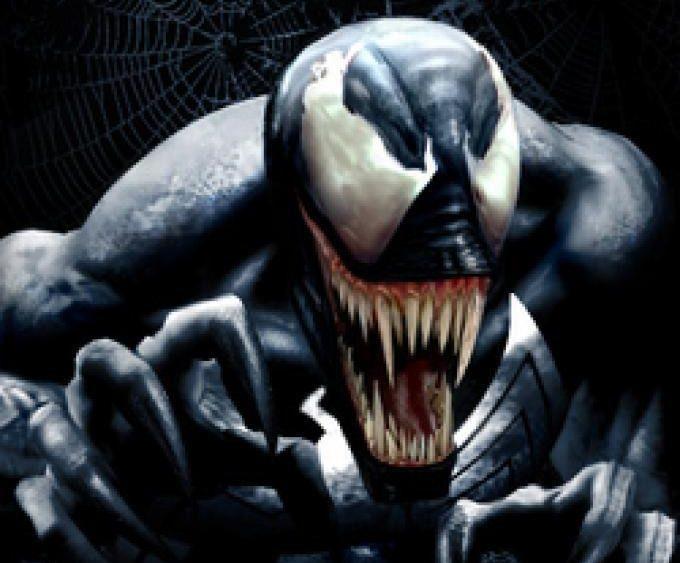 Venom Concept Art and Set Photos