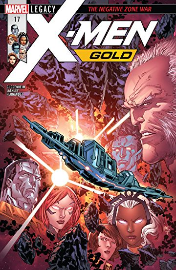 X-Men Gold #17 Review