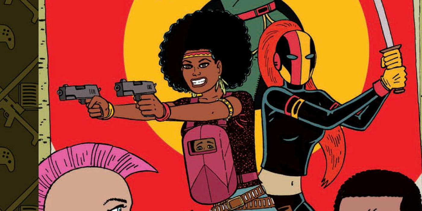 Assassinistas #1 – REVIEW