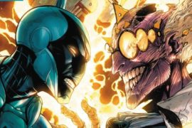 Blue Beetle #16 Review