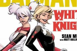 Batman: White Knight #3 Review