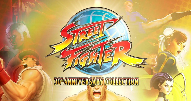 Street Fighter 30th Anniversary Collection Announced!