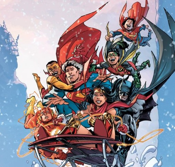 DC Holiday Special 2017 #1 Review
