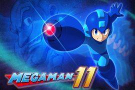 Mega Man 11 Announced for 2018