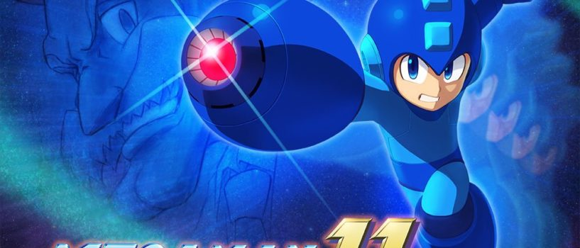 Mega Man 11 Announced for 2018
