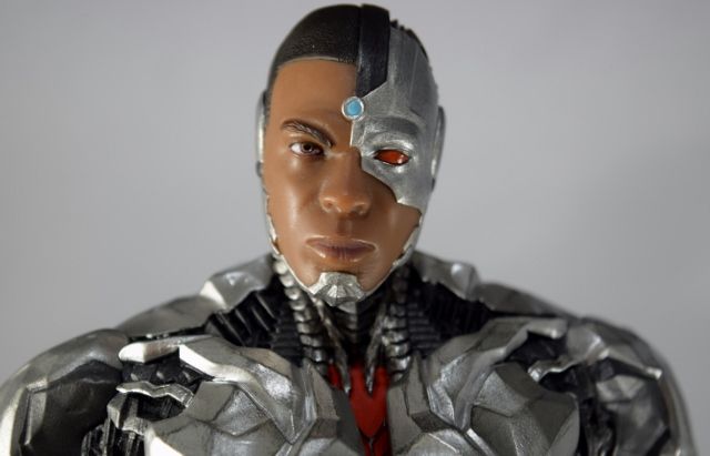 Justice League Movie Cyborg Statue Review