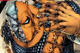 DEATHSTROKE #26 REVIEW