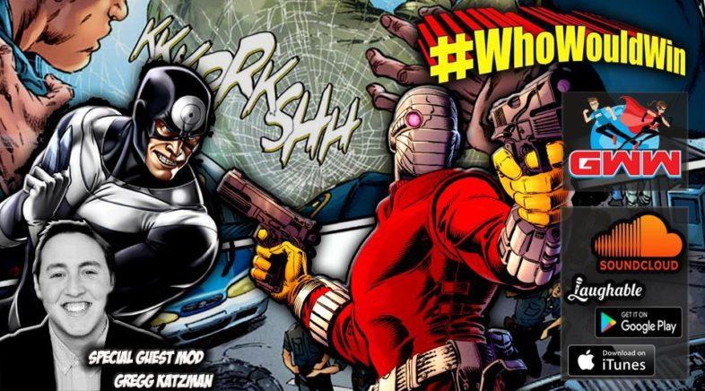#WhoWouldWin? Bullseye vs. Deadshot