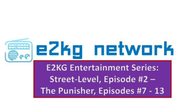 E2KG Street-Level Episode #2 Album Art PROD