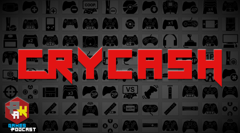 Games Podcast Episode 297- Crycash
