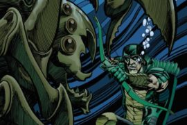 Green Arrow #35 Review