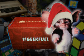 A Very Geek Fuel Christmas, December 2017 – GXG Unboxening