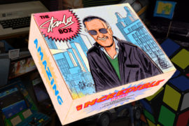 Official Stan Lee Box October/November 2017 – GXG Unboxening