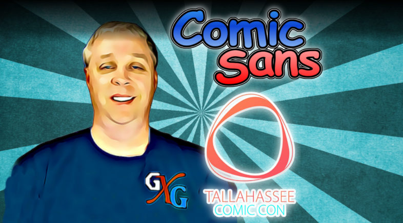 Road Trip to Tallahassee Comic Con 2017 – Comic Sans Episode 4