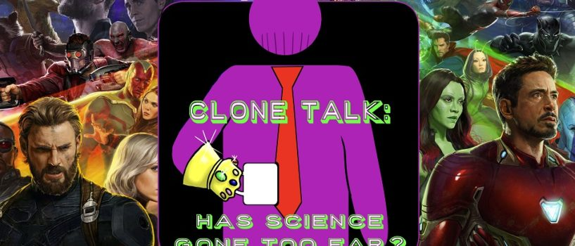 Hard At Work Episode #39: Clone Talk: Has Science Gone Too Far?