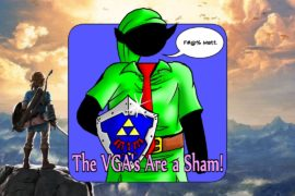 Hard At Work Episode #40: The VGA's Are a Sham!