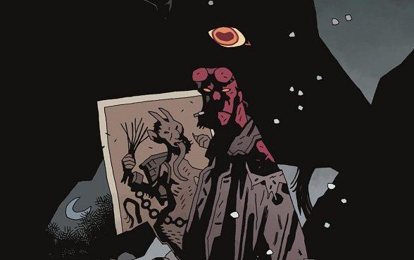 Hellboy: Krampusnacht Review