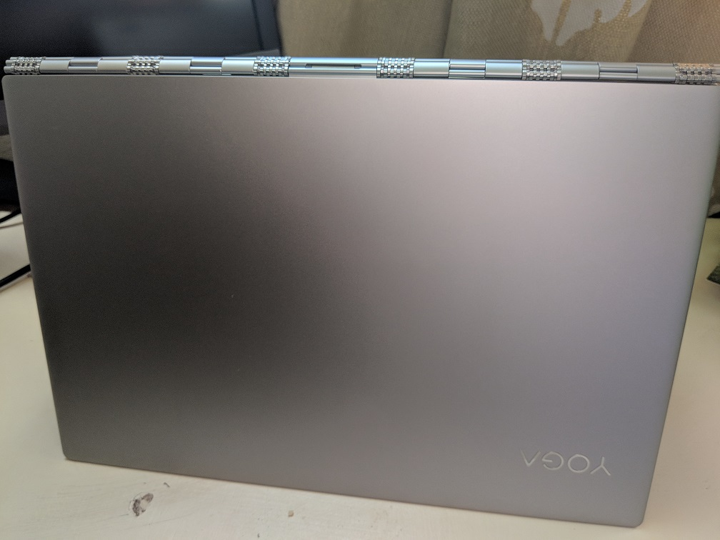 Review: Lenovo Yoga 920 | A Nearly Perfect Ultrabook - GWW