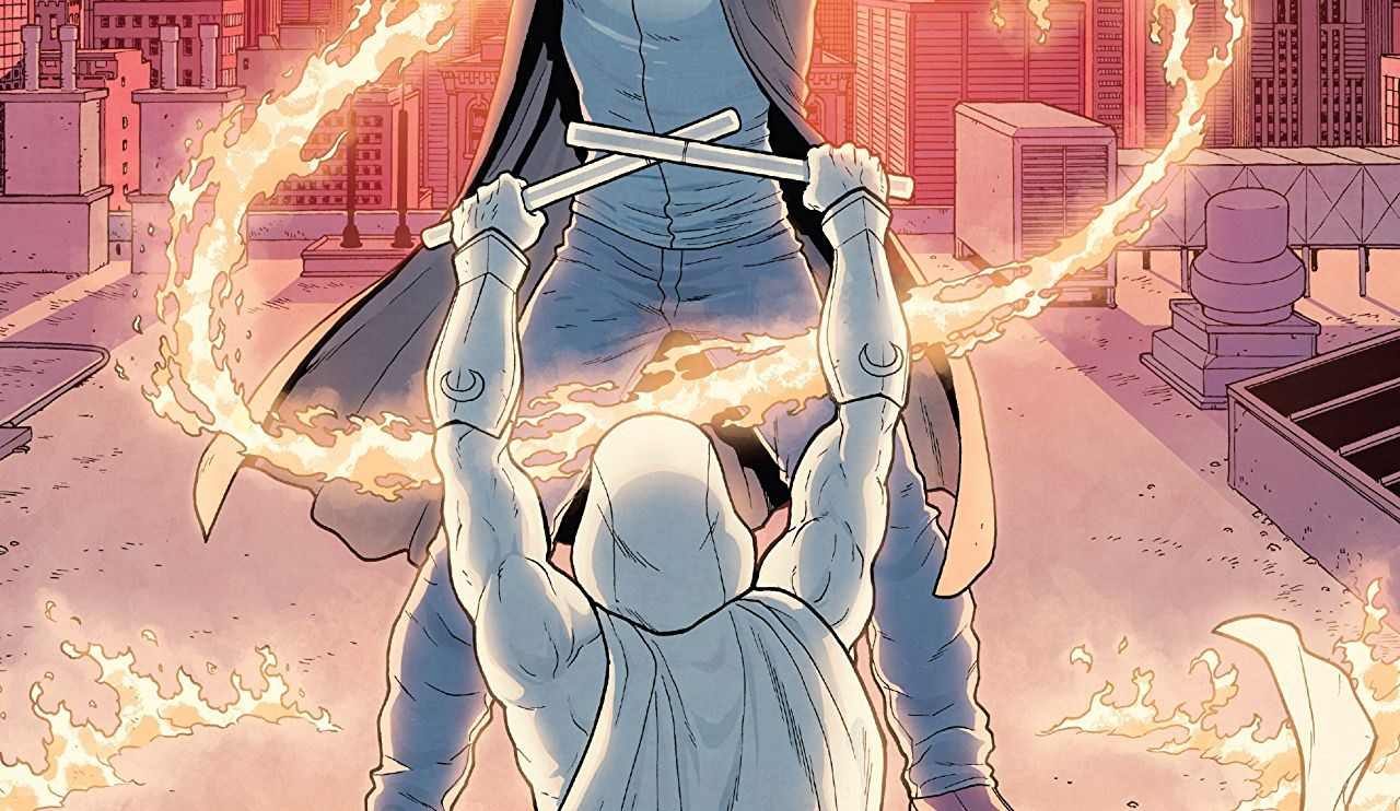Moon Knight #190 Review