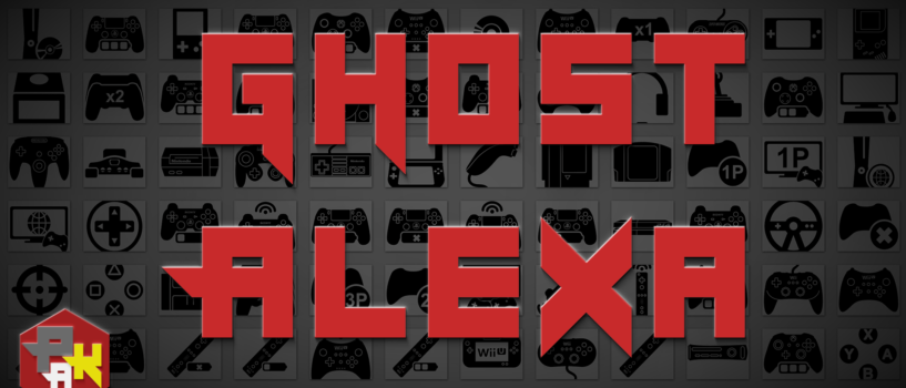 Games Podcast 296 – Ghost Alexa