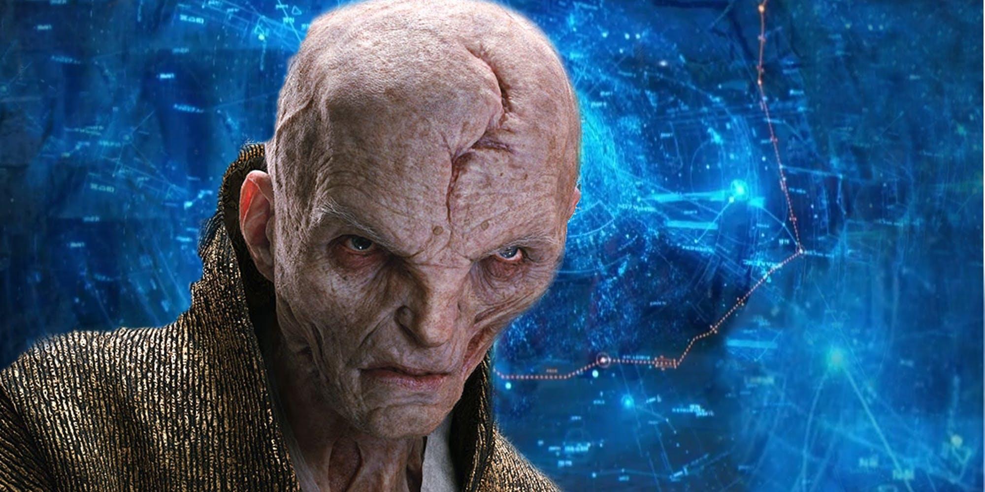 Snoke Theory: Star Wars The Last Jedi