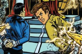 Star Trek Boldly Go #15 Review