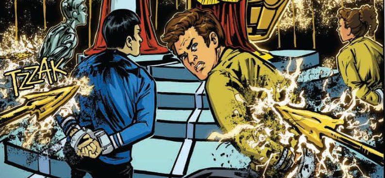 Star Trek Boldly Go #15 Review