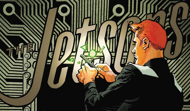 THE JETSONS #2 REVIEW