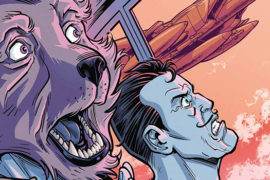 DASTARDLY & MUTTELY #4 Exclusive Preview