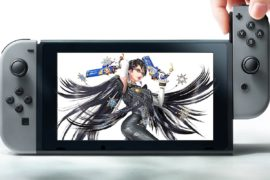 Bayonetta is Coming to Nintendo Switch