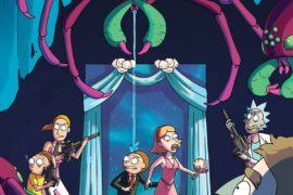 Rick and Morty Volume 6: More Comics for Your Face!