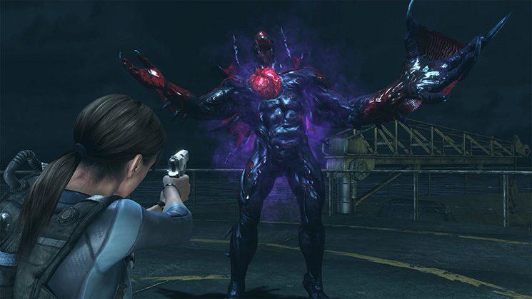 Resident Evil Revelations is Brilliant on Nintendo Switch